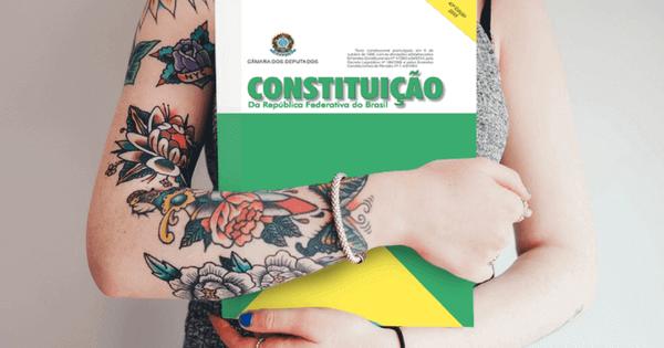 Proibição de tatuagem é inconstitucional.